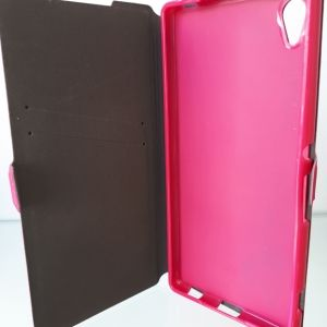 Странична Папка Book Pocket - Sony Xperia Z4 - Pink