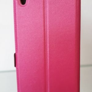 Флип страничен Book Pocket Sony Xperia Z5 Premium Розов