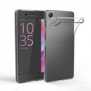 Силикон Ултра Слим-Sony Xperia X Performance Transperent