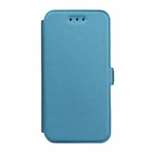 Флип страничен Book Pocket Alcatel OT Pop C7 Син